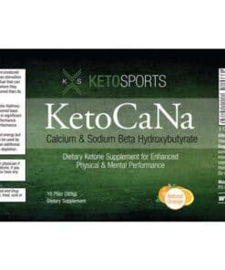 ketocana by ketosports orange exogenous ketones