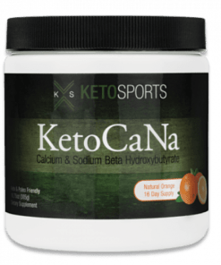 keto sports ketocana by ketosports orange exogenous ketones