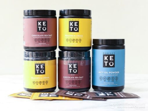 vanilla perfect keto exogenous ketones