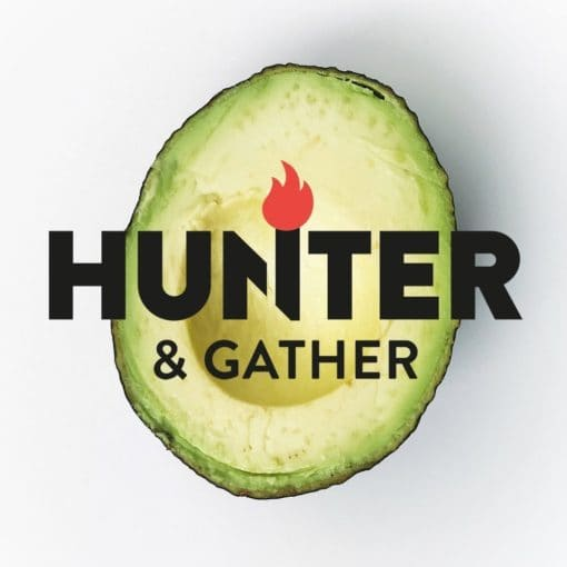 hunter gather avocado mayonnaise