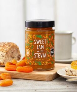 Good Good Sweet Jam with Stevia