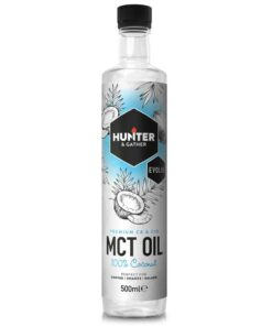 hunter gather mct oil from coconutsts