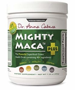 Dr Anna Cabeca Mighty Maca Alkaline Keto Supplement