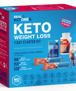 Real Ketones | 7 Day Starter Kit