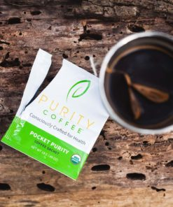 purity coffee sachet