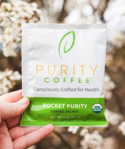 purity coffee sachets uk