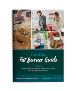 fat burner guide free keto guide aceketo keto supplements acetrack